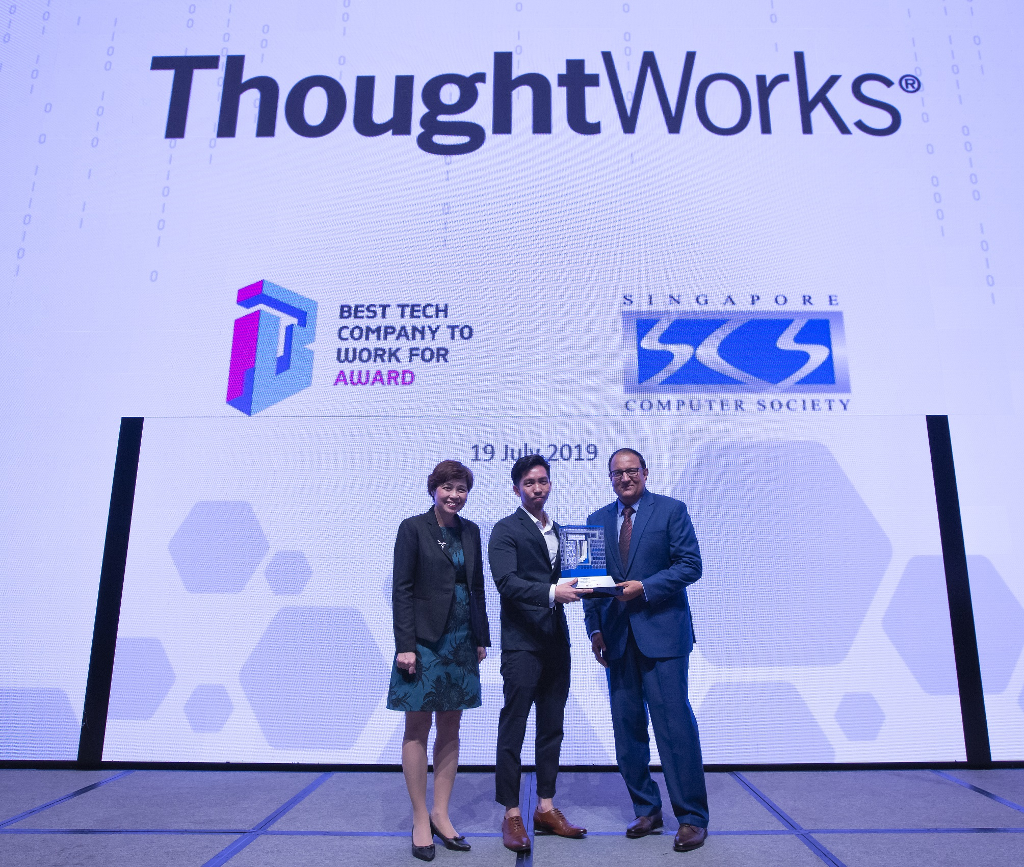 Thought works logo